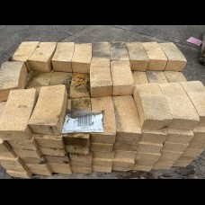Insulation Circle Bricks -230/215 x 114 x 76mm - Pallet of 481pcs