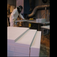 Straight Cuts on Microporous Elite & Calcium Silicate Boards