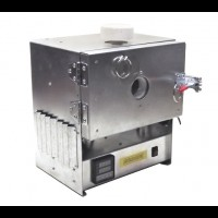 KLR14-1-Q Muffle Kiln With 40-45mm Quartz Window