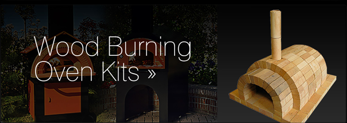 Wood Burning Oven Kits