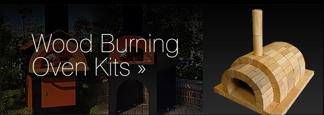 Wood Burning Oven Kits