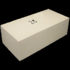 Insulation Bricks - 26GD - 230 x 114 x 15mm Pack of 990